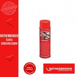 ROTHENBERGER ROTEST szivárgáskereső spray 400 ml