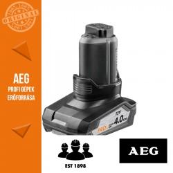 AEG 12V Li-Ion akkumulátor 4,0Ah