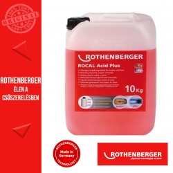 ROTHENBERGER ROCAL Acid Plus vízkőoldó koncentrátum 10 kg