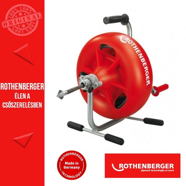 Rothenberger Csőmosás-és Tisztítás