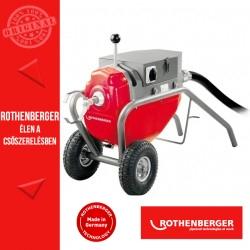 ROTHENBERGER R80 ipari csőtisztító és duguláselhárító gép