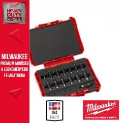 """Milwaukee 20db-os dugókulcs készlet 1/4"""""""