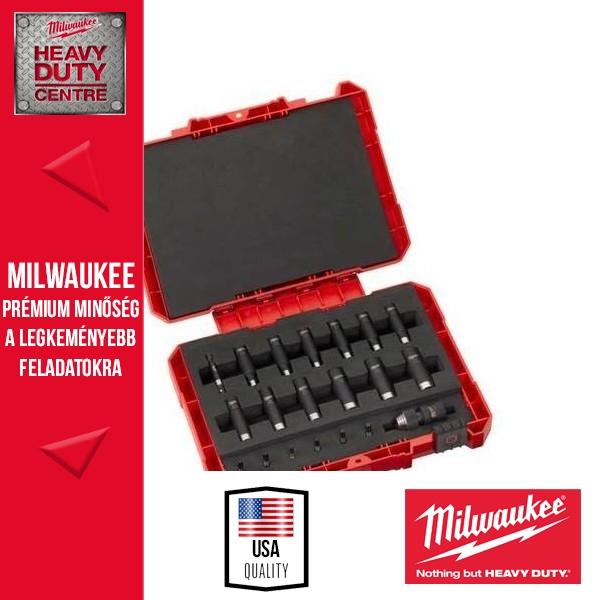 """Milwaukee 20db-os bitkészlet 1/4"""""""