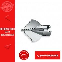 ROTHENBERGER fogazott keresztlapfúró csőtisztításhoz 16 mm