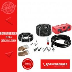 ROTHENBERGER Standard spirál- / szerszámkészlet 22 mm