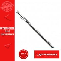 ROTHENBERGER csőtisztító spirál 10 mm x 10 m (sulyokfejjel)