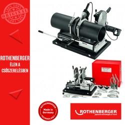 ROTHENBERGER ROWELD P 250 A műanyagcső hegesztő gép + készlet