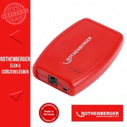 ROTHENBERGER RED BOX adatátviteli egység