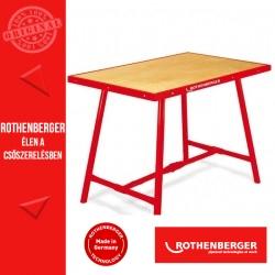 ROTHENBERGER csőszerelő munkapad 1000 x 700 x 835 mm