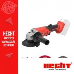 HECHT 1320 Akkumulátoros sarokcsiszoló alapgép 20V