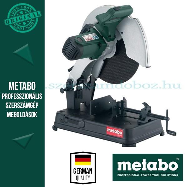 Metabo CS 23-355 Gyorsdaraboló-fémvágó