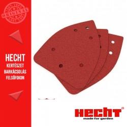 HECHT 000176080 Csiszolópapír 80 (HECHT 1760-hoz, 3db/csomag)