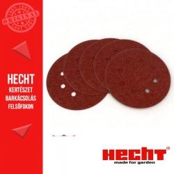 HECHT 000176480 Csiszolópapír 80 (HECHT 1764-hez, 5db/csomag)