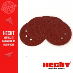 HECHT 000176420 Csiszolópapír 120 (HECHT 1764-hez, 5db/csomag)