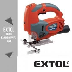 EXTOL PREMIUM lézeres dekopír fűrészgép 800 W, 80 mm – 8893101