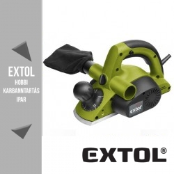 EXTOL CRAFT gyalugép 750 W, 82 mm – 409113
