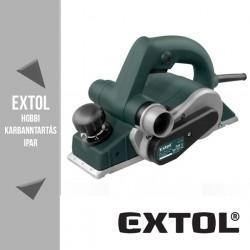 EXTOL INDUSTRIAL gyalugép 710 W, 82 mm – 8793403