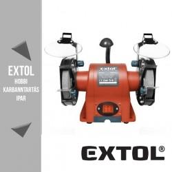 EXTOL PREMIUM kettős köszörűgép 350 W, 150 mm – 8892110