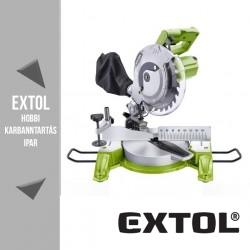 EXTOL CRAFT asztali körfűrész 1450 W, 210 mm – 405412