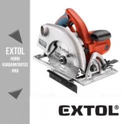 EXTOL PREMIUM kézi körfűrészgép 1200 W, 185 mm – 8893003