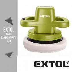 EXTOL CRAFT polírozógép 140 W, 240 mm – 403300