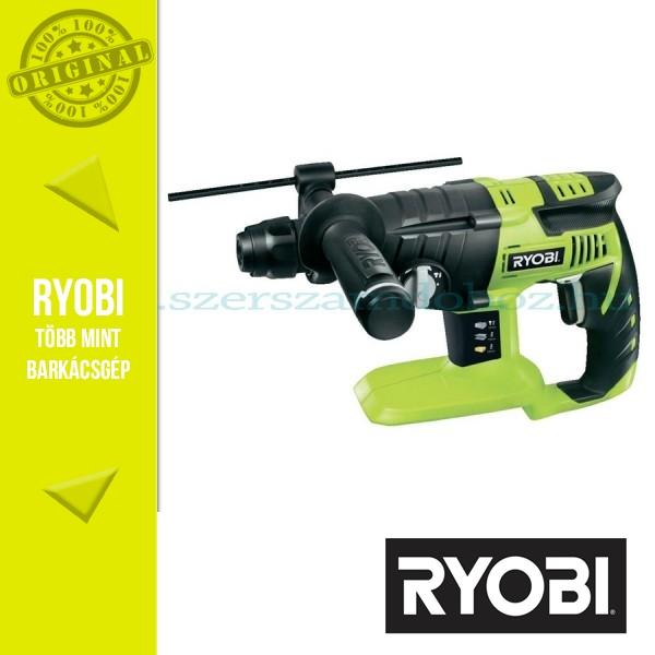 Ryobi CRH1801M Akkus fúrókalapács SDS-Plus 18V