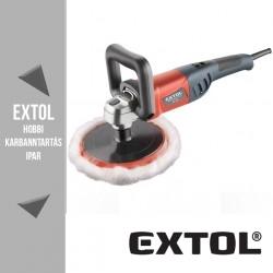 EXTOL PREMIUM sarok-polírozógép 1100 W, 180 mm – 8892500