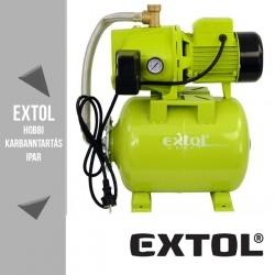 EXTOL CRAFT szennyvíz szivattyú 750 W, 90 liter/perc – 84513