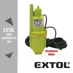 EXTOL CRAFT membrános szivattyú 250 W, 18 liter/perc – 84784