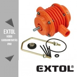EXTOL PREMIUM fúrógéppel hajtható mechanikus szivattyú - 8877025