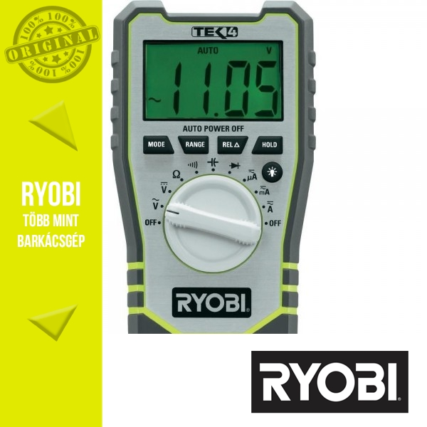 Ryobi RP4020 multiműszer