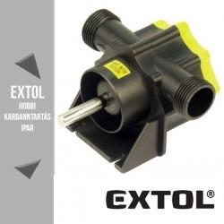 EXTOL CRAFT fúrógéppel hajtható mechanikus szivattyú – 9740