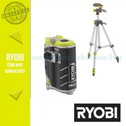 Ryobi RP4003 pont-vonal-keresztlézer állvánnyal