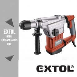 EXTOL PREMIUM pneomatikus fúrókalapács 1250 W, 10 J – 8890101