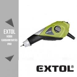 EXTOL CRAFT mini gravírozó gép 13 W, 6000 ford/perc – 404130