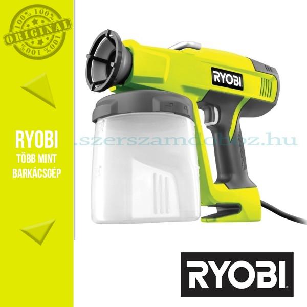 Ryobi SSP100 elektromos festékszóró