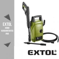EXTOL CRAFT nagynyomású mosó 1400 W, 100 bar – 413103