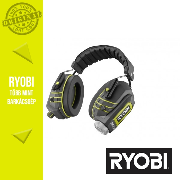Ryobi RP4530 fejhallgató