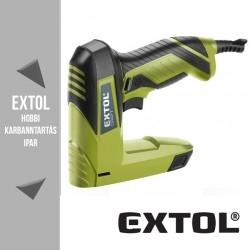 EXTOL CRAFT elektromos tűzőgép 45 W, 60 lövés/perc – 420101