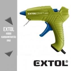 EXTOL CRAFT melegragasztó pisztoly 40 W, 11,2 mm – 422001