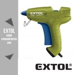 EXTOL CRAFT melegragasztó pisztoly 65 W, 11 mm – 422002