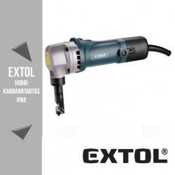 EXTOL INDUSTRIAL folyamatos lemezlyukasztó gép 500 W – 8797205