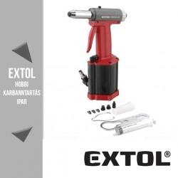 EXTOL PREMIUM pneomatikus szegecselő készülék 4-5/6 bar – 8865070