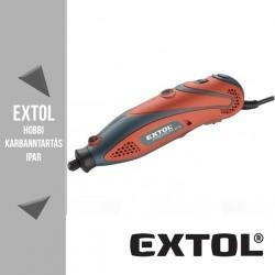 EXTOL PREMIUM mini köszörű és fúrógép készlet – 8892201