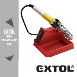 EXTOL PREMIUM forrasztó állomás 40 W, 200-400 °C – 8894520