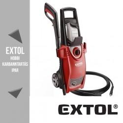 EXTOL PREMIUM magasnyomású mosó 1800 W, 140/100 bar – 8895200