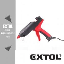 EXTOL PREMIUM melegragasztó pisztoly 100 W, 193 °C – 8899004