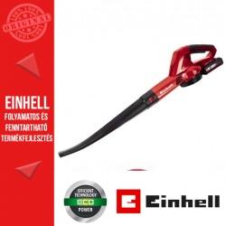 Einhell GE-CL 18 Li E Kit Akkus lombfúvó