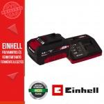 Einhell 18V PXC Starter Kit 3,0Ah Akkumulátor + Töltő
