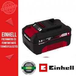 Einhell 18V PXC 3,0Ah Akkumulátor